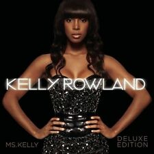 Ms. Kelly Deluxe Rowland, Kelly MUSIC CD