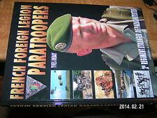 French Foreign Legion Paratroopers 2e Regiment Etranger de Parachutistes DEBAY
