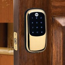 Yale Security YRD240-NR-605 Real Living Electronic Keyless Touch Screen