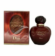 DIOR HYPNOTIC POISON EAU DE TOILETTE NATURAL SPRAY 50 ML/1.7 OZ. (VINTAGE-O/P)