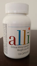 ALL I Orlistat GSK 60mg 120 Capsules  Refill Pack Weight Loss Aid