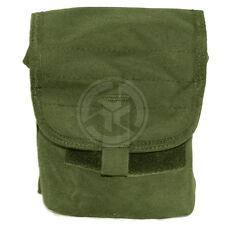 NEW Condor MA2 Tactical MOLLE Ammo Utility Dump Pouch Elastic Enclosure OD Green