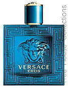 VERSACE EROS EDT EAU DE TOILETTE TESTER PERFUME SPRAY FOR MEN 100ML