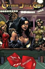 Grimm Fairy Tales Annual #9 Sexy LIMITED VARIANT Zenescope Las Vegas