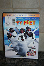 HAPPY FEET DVD - FULL SCREEN EDITION - BOUGHT FROM TOYS R US