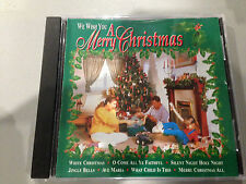 We Wish You a Merry Christmas [Newsound 2000] by Various Artists (CD,...