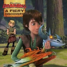 A Fiery Discovery (How to Train Your Dragon TV)