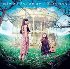 MIWA-FARAWAY / KISS YOU-JAPAN CD C06