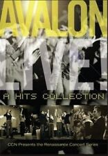 Avalon Live! A Hits Collection DVD