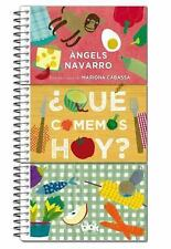 Que comemos hoy? (Spanish Edition)
