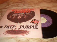 "DEEP PURPLE ""YOU KEEP ON MOVING-DEALER"" 7"" GERMANY RARE"
