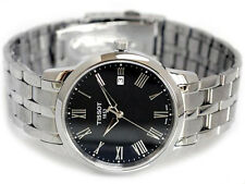 NEW MEN'S TISSOT CLASSIC DREAM ANALOG SAPPHIRE WATCH T033.410.11.053.01
