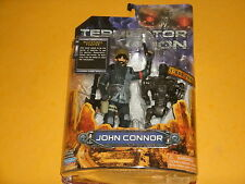 "JOHN CONNOR 'Resistance Fighter' TERMINATOR SALVATION 6"" Action Figure"