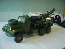 dinky military army recovery truck code3
