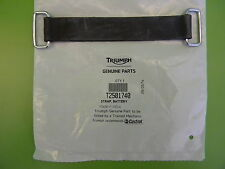 T2501740 TRIUMPH BATTERY STRAP BONNEVILLE DAYTONA SUPER iii ADVENTURER      #16