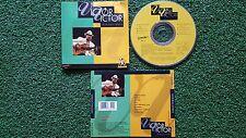 Latin Bachata VICTOR VICTOR **Inspiraciones** ORIGINAL 1992 Spain CD RARE COVER