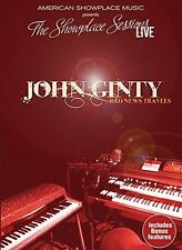 The Showplace Sessions: John Ginty - Bad News Travels (DVD, 2014)