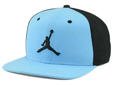 Jordan Jumpman Snapback Hat - Light Blue/Black - Adjustable