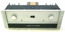 Amcron (crown) DC300A MKI.5 power amplifier.