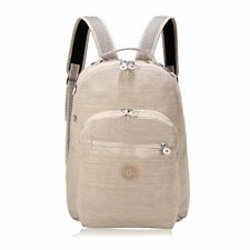 Kipling Large Backpack bag With Laptop Protection chestnut