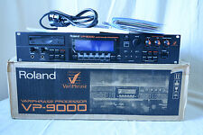 Roland VP9000 Variphase processor sampler/vocal processor  w/ box, 128MB memory
