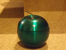 Vintage Retro Green Apple Anodized Aluminum Ice Bucket by Daydream Australia