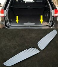 Rear Cargo Scuff plate Protector Door Sill chrome For Jeep Grand cherokee 11-16