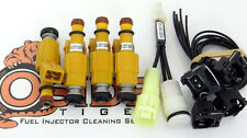 220cc Toyota Pickup 22RE Fuel Injectors Ultimate Upgrade Available 4-Hole Spray!