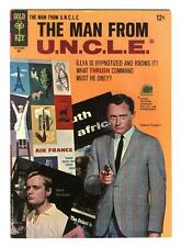 MAN FROM UNCLE 6 (VF+) THE 3-BLIND MICE AFFAIR (FREE SHIPPING with BIN)*