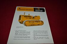 Allis Chalmers HD-11 Crawler Tractor Dealer's Brochure YABE11 ver64