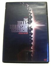 """""""THE TEXAS CHAINSAW MASSACRE"""" Special Edition Widescreen Horror/Slasher DVD 2003"""