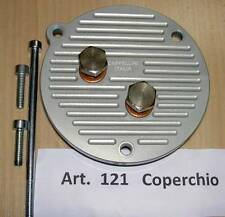 Honda CB72 CB77 Cappellini #121 engine side cover ONLY for universal oil cooler