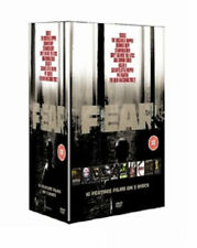 FEAR COLLECTION - 10 Movie Boxset - DVD Horror Fims - 5 Discs - HALOWEEN - NEW