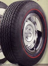 "P215/60R14 BFG RADIAL T/A WITH 3/8"" REDLINE TIRE Need Year/Model of Your Car 76"