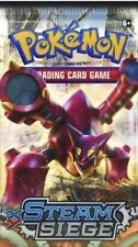 Pokemon Tcg Online XY Steamsiege Booster CODES X 12      Inbox Message Fast.