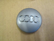 NEW GENUINE AUDI A1 A3 A4 A6 A8 TT Q3 RS4 RS6 ALLOY WHEEL TRIM CAP 4B06011707ZJ