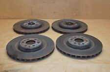 04-07 CADILLAC CTS-V  6.0L V8 FRONT REAR LEFT AND RIGHT BRAKE DISC ROTOR BREMBO