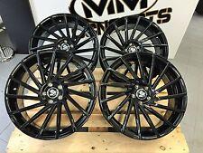 19 Zoll UA9 Alu Felgen 5x120 schwarz für BMW X3 e83 F25 X4 F26 Z3 Z4 M 6er F12