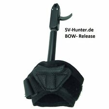 Sehnenauslöser Hunter hasta 80 lbs recurve compound arco Bow release sv-Hunter