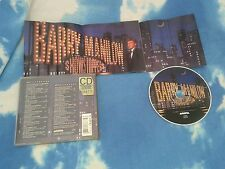 BARRY MANILOW ‎– Showstoppers  USA CD W/FOLDOUT SLEEVE