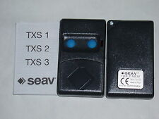 SEAV TXS2, dipswitch remote / fob FREE UK POST, brand new / boxed
