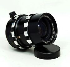 Very Rare Zebra Enna Super-Sandmar 35mm f1.9 M42 Lens Sockel Version 2 Munchen