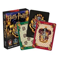 Harry Potter Emblema Di Casate Carte Da Gioco