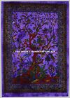 Indian Tree Of Life Tapestries Wall Hanging Mandala Tapestry Throw Ethnic Art