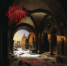 OBSCURE INFINITY - Dawn Of Winter - CD (re-issue) - DEATH METAL