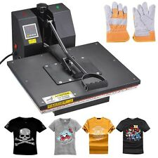 16X20 Digital Sublimation Heat Press Machine Transfer Clamshell T-shirt