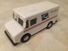 "USPS Postal Service Truck 4.75"" United States US Mail Diecast Pull Back & Go Toy"