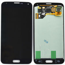 For Samsung Galaxy S5 i9600 G900F G900A Nero LCD Touch Screen Glass Digitizer