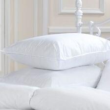 Luxe super bounce back long lasting extra soutien ferme paire de lit coussins