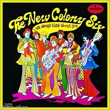 "7"" THE NEW COLONY SIX I Will Always Think About You / Hold Me.. MERCURY USA 1968"